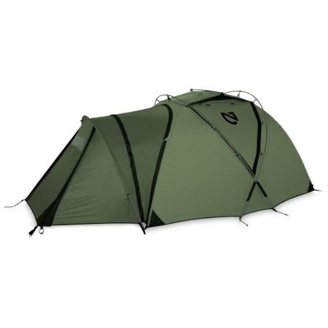 Nemo Moki 3P Tent/Vestibule Combination - 3-Person, 4-Season