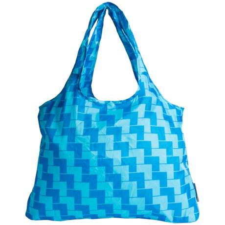 Chicobag Vita Geometric Reuseable Shoppers Tote Bag