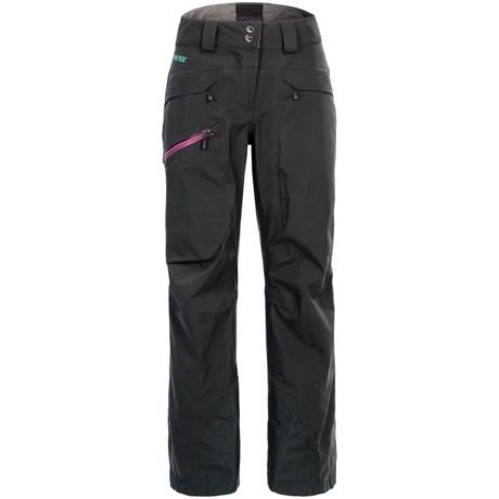Mammut Sunridge Gore-Tex® Soft Shell Snow Pants - Waterproof (For Women)