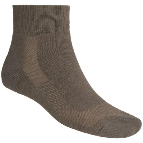 Fox River Outdoor Socks - Quarter-Crew (For Men and Women)