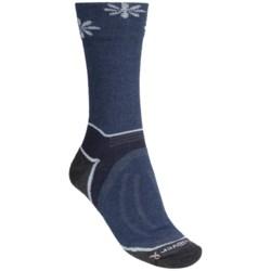 Fox River Strive Crew Socks - Merino Wool, Recycled Polyester (For Women)