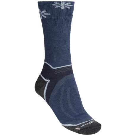 Fox River Strive Crew Socks - Merino Wool, Recycled Polyester (For Women)