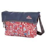 Gregory Flip Messenger Bag - 20L
