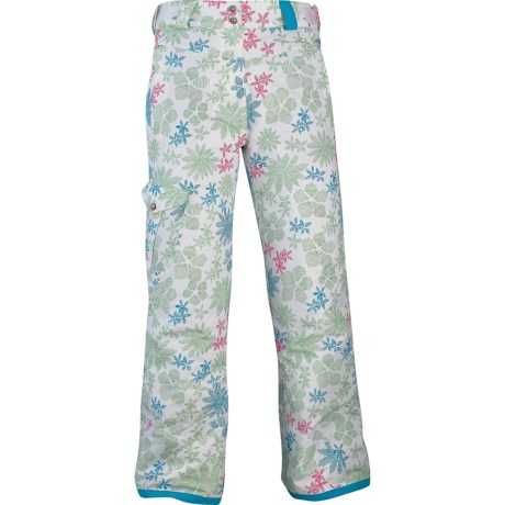 Salomon Sashay Jr. Pants - Waterproof, Insulated (For Girls)