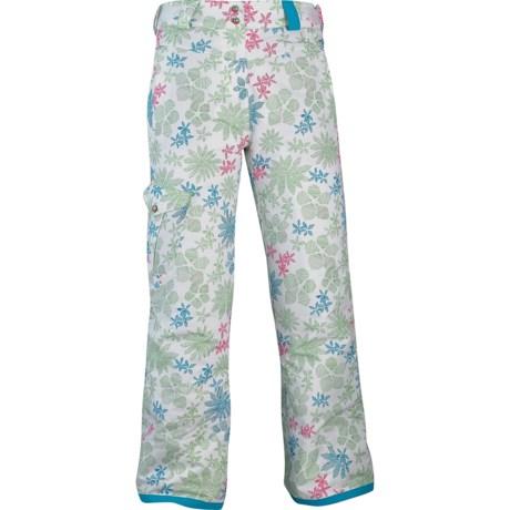 Salomon Sashay Jr. Pants - Waterproof, Insulated (For Girls)