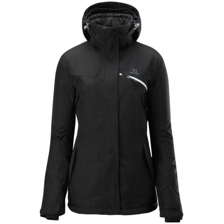 Salomon Fantasy Jacket - Waterproof, Insulated (For Women)