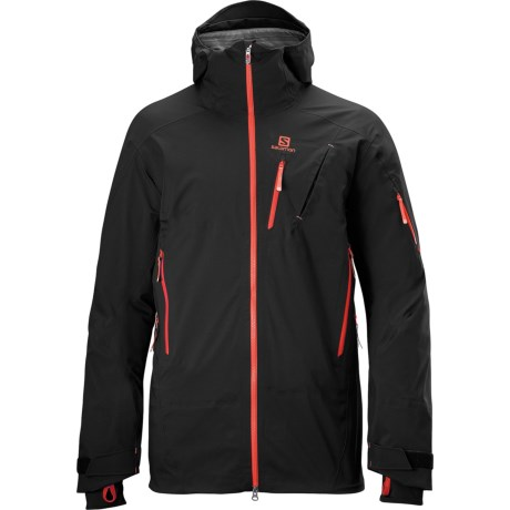 Salomon Quest Motion Fit Jacket - Waterproof (For Men)