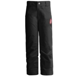 Bonfire Derby Pants - Insulated (For Little and Big Kids)