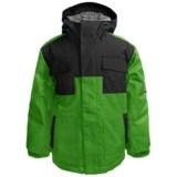 Bonfire Patrol Jacket - Insulated (For Boys)