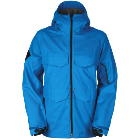 Bonfire Beacon Jacket - Waterproof, Insulated (For Men)