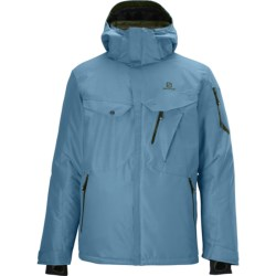 Salomon Cadabra Jacket - Waterproof, Insulated (For Men)