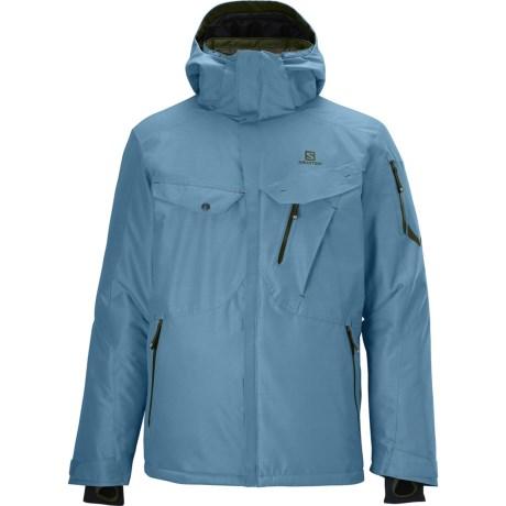 Salomon Cadabra Jacket - Waterproof, Insulated (For Men)