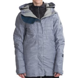 Ride Snowboards Madison Snowboard Jacket - Waterproof, Insulated (For Women)