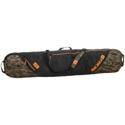 Ride Snowboards Blackened Board Bag
