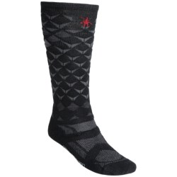 SmartWool 2013 Medium Cushion Snowboard Socks - Merino Wool, Over the Calf (For Men and Women)