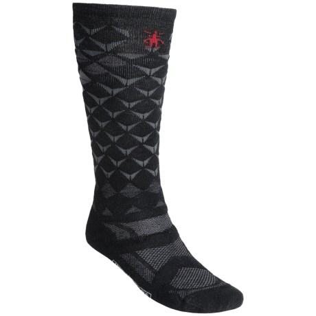 SmartWool 2013 Medium Cushion Snowboard Socks - Merino Wool, Over the Calf (For Men and Women)