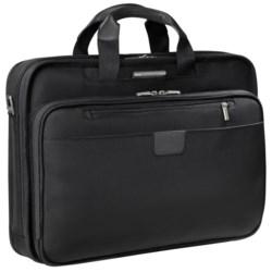 Briggs & Riley Slim Briefcase - Large
