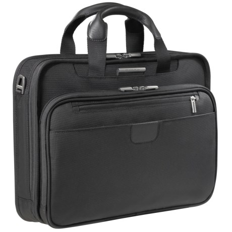 Briggs & Riley Medium Slim Briefcase