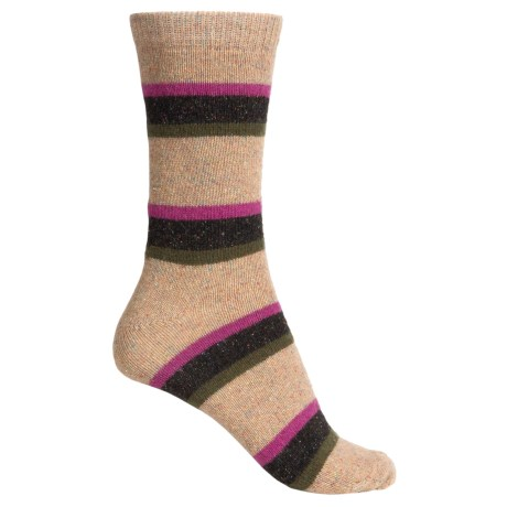 b.ella Nicole Tweedy Socks - Wool Blend, Crew (For Women)