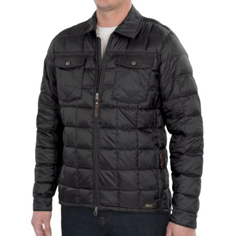 Woolrich Exposure Down Shirt Jacket - 800 Fill Power (For Men)