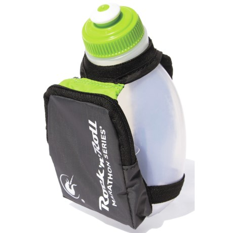 FuelBelt Rock-N-Roll Sprint Palm Holder Bottle - 10 fl.oz.
