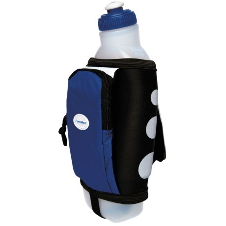 FuelBelt Slice Palm Holder Bottle - 18 fl.oz., Insulated