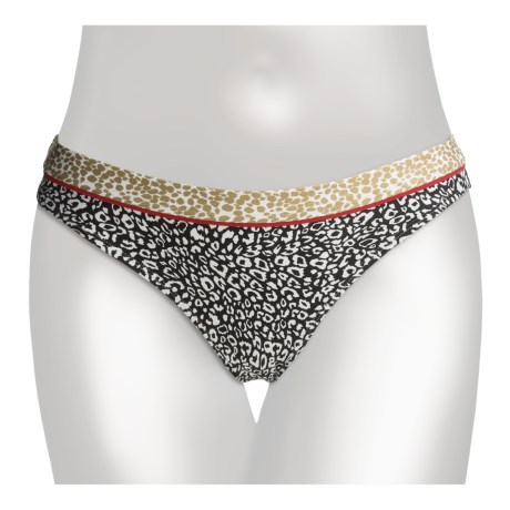Kenneth Cole Reaction Wild Cats Hipster Bikini Bottoms (For Women)