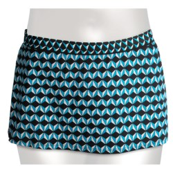 Kenneth Cole Pave the Way Skirted Bikini Bottoms (For Women)