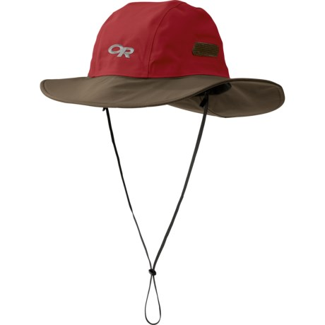 Outdoor Research Gore-Tex® Seattle Sombrero - Waterproof (For Men and Women)