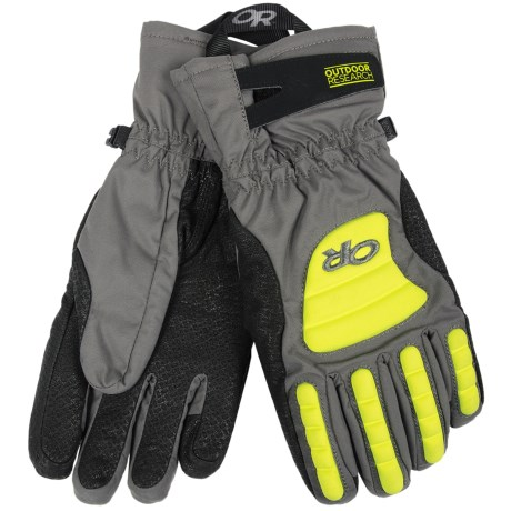 Outdoor Research Contact Gloves - Insulated, Pittards® Leather (For Men and Women)