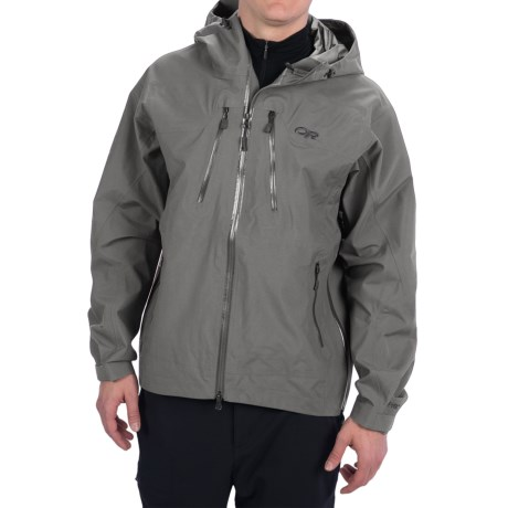 best rain jacket ever - Review of Outdoor Research Furio Gore-Tex ...