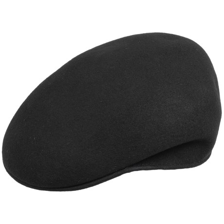 Crushable Wool Felt Hat (For Men)