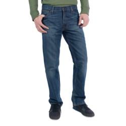 JKL Classic Straight Fit Jeans (For Men)