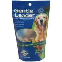 Premier Pet Gentle Leader Dog Training Treats - Liver Biscotti, 3.5 oz.