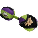 Premier Pet Rip 'n Tug Barbell Dog Toy - Small