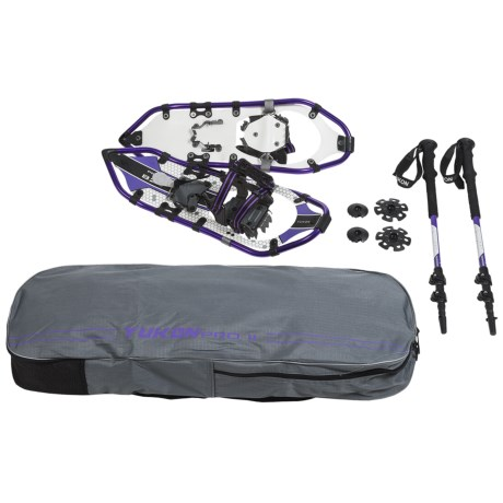 "Yukon Charlie's Pro II Snowshoe Kit - 25"" (For Women)"