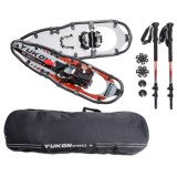 "Yukon Charlie's Pro II Snowshoe Kit - 30"""
