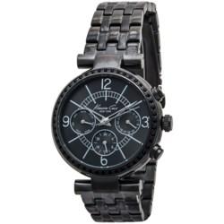 Kenneth Cole Dress Sport Triple Sub-Eye Watch - Bracelet (For Women)
