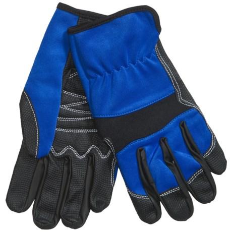 Auclair Colorful Flexer Garden Gloves (For Women)