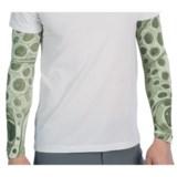 Simms Print Sun Sleeves - UPF 50+ (For Men)
