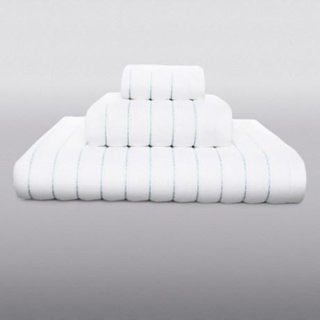 Kassatex Fine Ring-Spun Cotton Hand Towel - 600gsm, Luxury Stitch