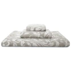 Kassatex Bedminster Scroll Bath Towel - 600gsm Cotton Jacquard