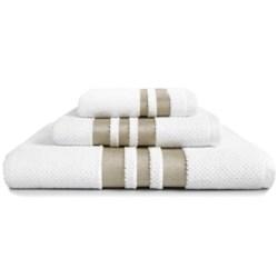 Kassadecor Chelsea Bath Towel - Cotton Terry Jacquard