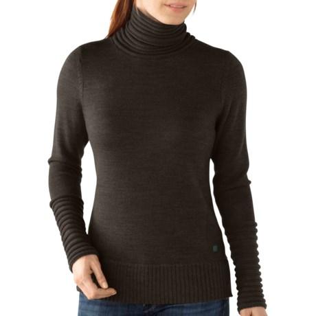 SmartWool Hayden Spires Turtleneck - Merino Wool, Long Sleeve (For Women)