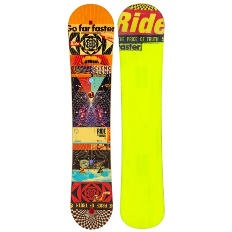 Ride Snowboards Kink Snowboard (For Men)