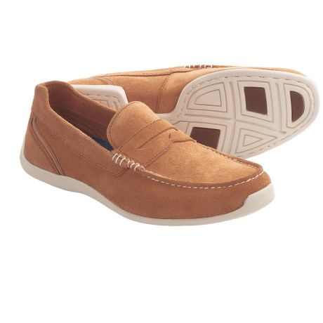 Rockport Drivesports Penny Loafer Shoes (For Men)