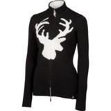 Neve Ragan Sweater - Merino Wool Blend, Full Zip (For Women)