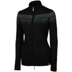 Neve Anna Cardigan Sweater - Merino Wool (For Women)