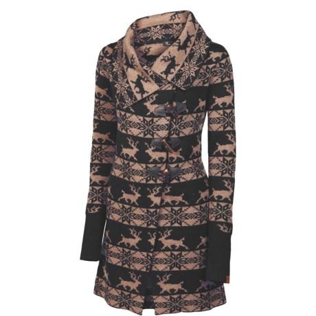 Neve Amelia Toggle Jacket - Merino Wool (For Women)