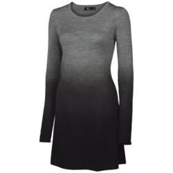Neve Sierra Dress - Merino Wool, Long Sleeve (For Women)